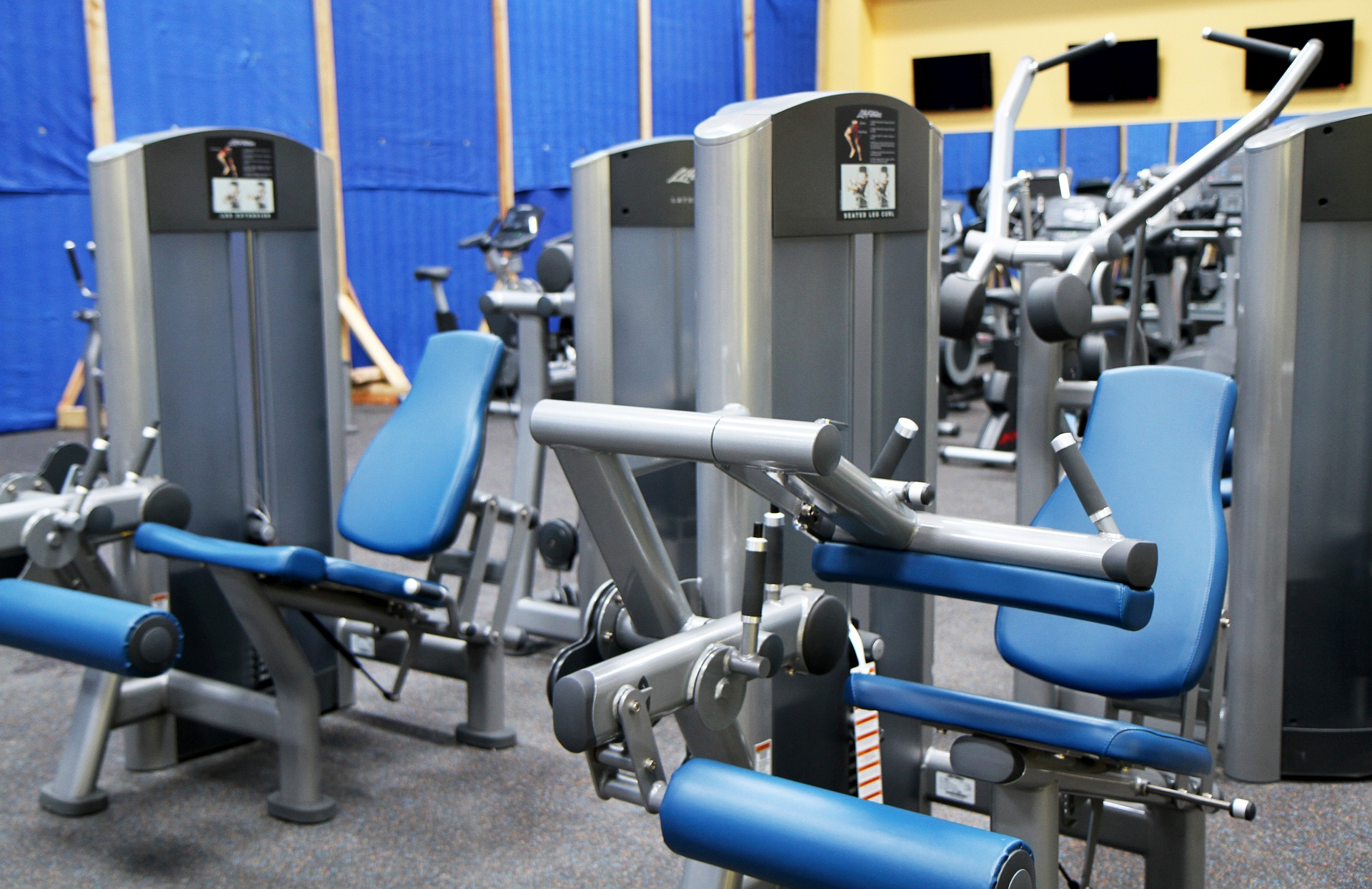 Gym Equipment Odor Smell Removal