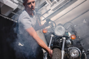 Removing Smells and Odors from Motorcycles