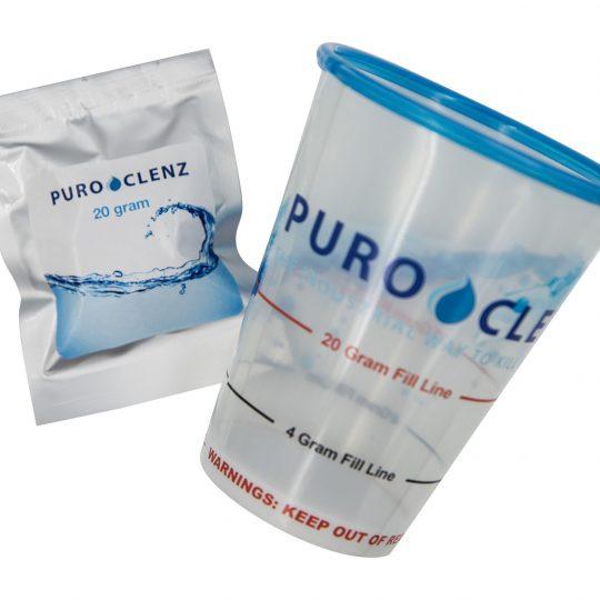 PuroClenz Auto - Professional Car Odor Eliminator